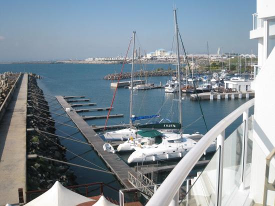 Radisson Blu Hotel Waterfront, Cape Town: Lovely view from our room