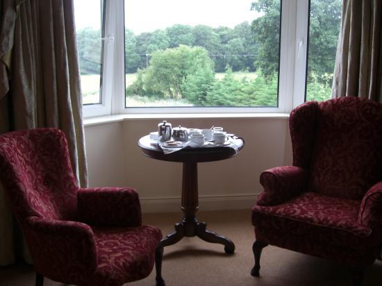 Loch Lein Country House: Zimmer mit Blick