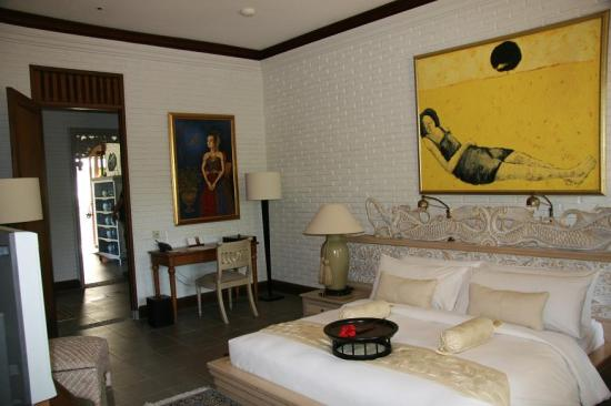 The Chedi Club Tanah Gajah, Ubud, Bali – a GHM hotel: Two-Bedroom Estate Bedroom