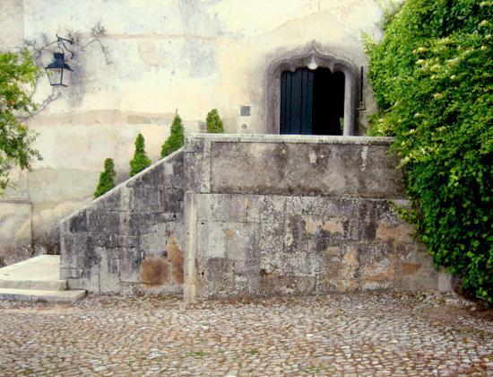 Quinta da Capela: Entrance