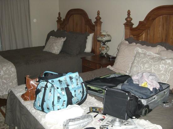 Big Moose Inn, Cabins & Campground: bedroom of suite 4