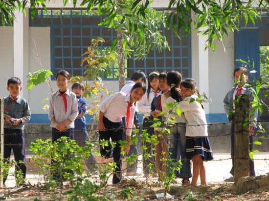Đảo Phú Quốc, Việt Nam: school