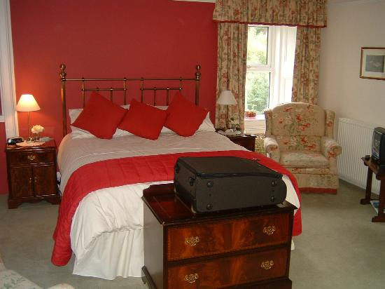 Ruthven House bedroom