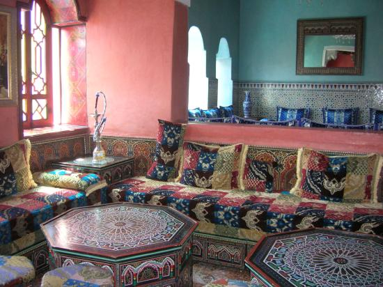 Moroccan House Hotel: Restaurant 2