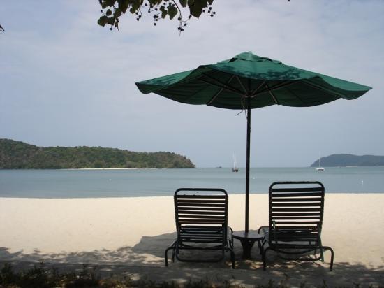 The Lanai Langkawi Beach Resort: My daily beach spot