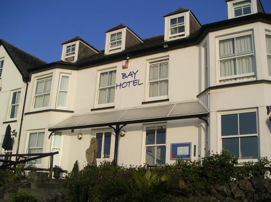 Coverack, UK: The hotel