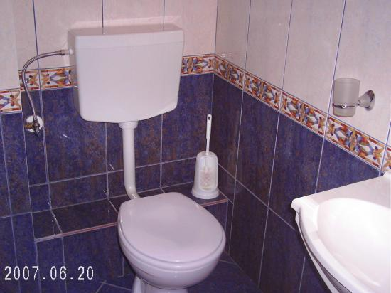 Pensiunea Marina: Clean, modern bathroom