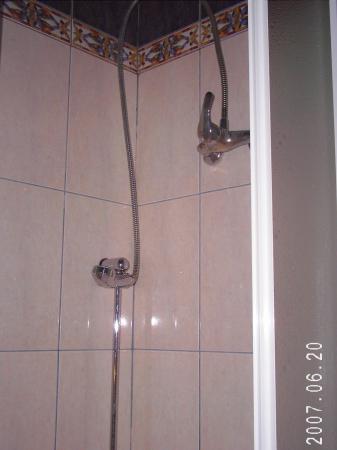 Pensiunea Marina: Walk in shower