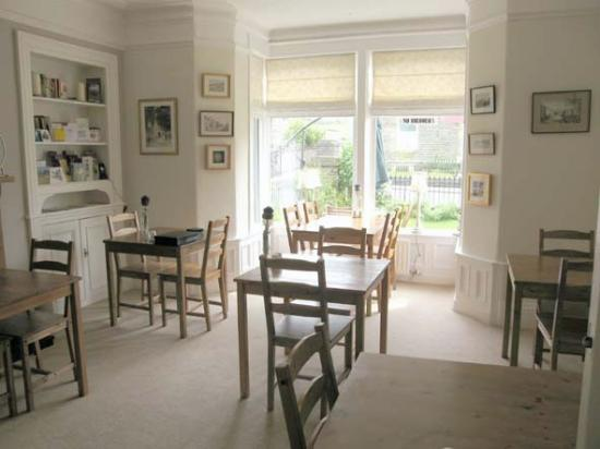 Ebor House: Breakfast room