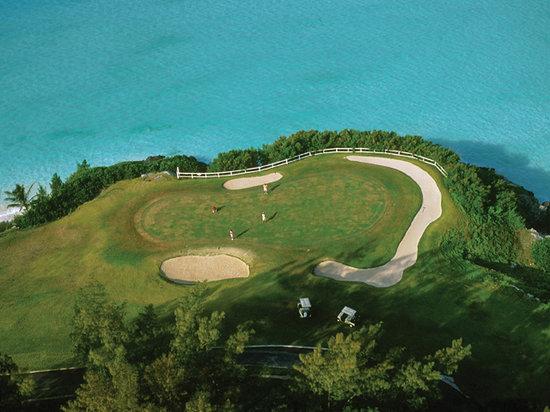 Hamilton, Islas Bermudas: Golfing in Bermuda