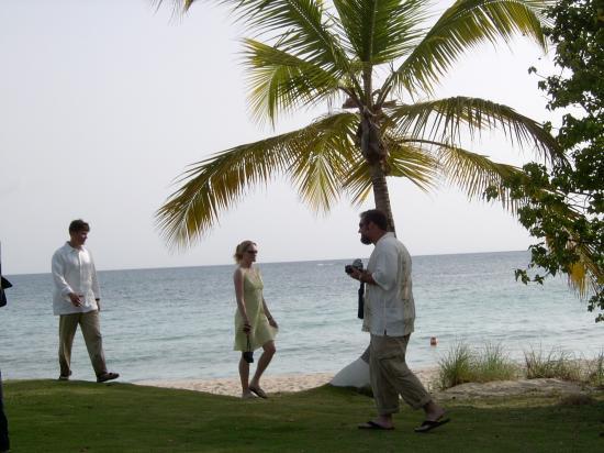 Limetree beach