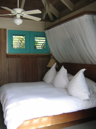 Cayo Espanto: Bedroom