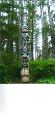 Sitka, AK: totem pole park #3