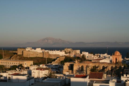 Dar Cilla: Tarifa, Street of Gibraltar and Rif Mountains
