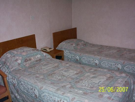 Creffield Lodge: Beds