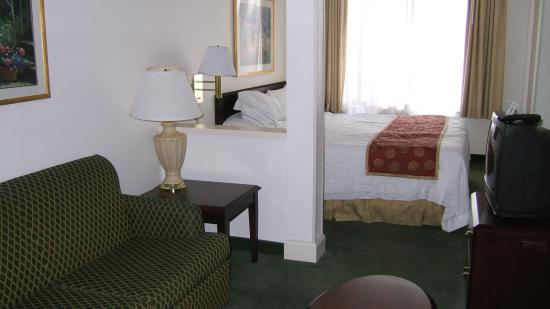 SpringHill Suites Phoenix Downtown: Bed