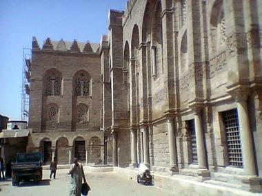 Islamic Cairo - complex of Sultan Qalawun