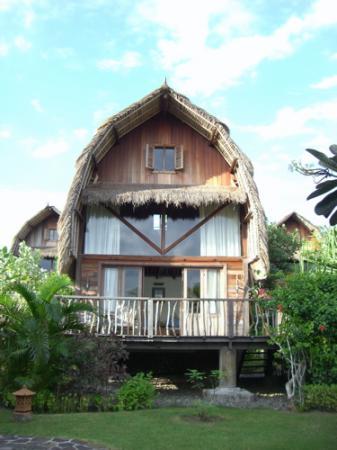Entrance - Naya Gawana Resort & Spa: 2