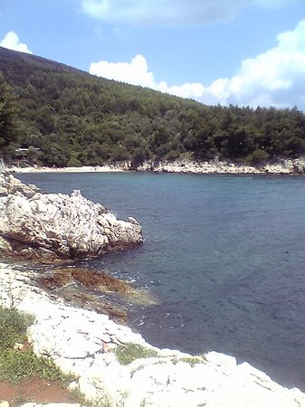 Rabac, Croacia: Local Beach