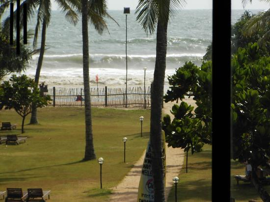 Bentota Beach by Cinnamon : View from the bar