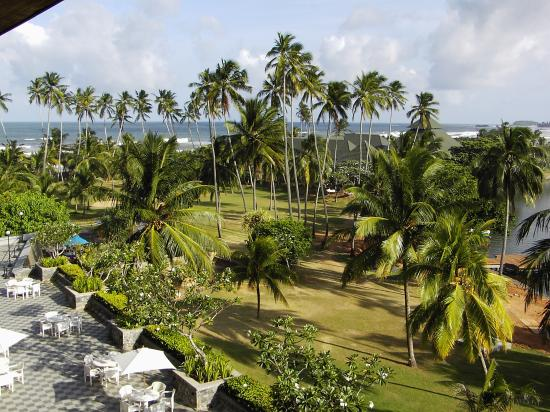 Bentota Beach by Cinnamon: View of the grounds