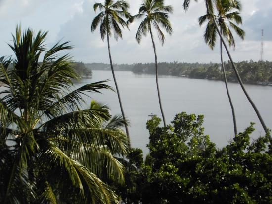Bentota Beach by Cinnamon: View of river from 4th floor