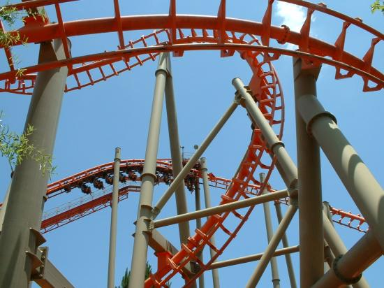 La Quinta Inn & Suites Valdosta / Moody AFB: a pretty good coaster ride at Wild Adventure