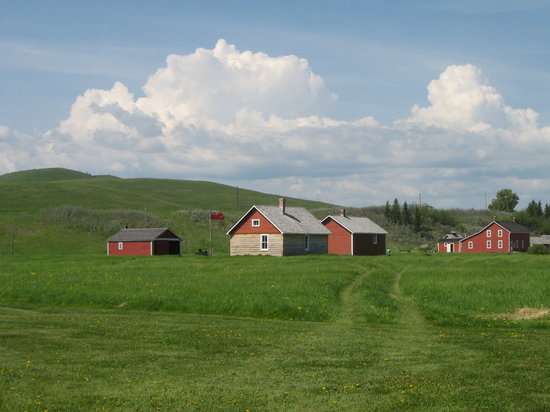 Longview, Kanada: Ranch
