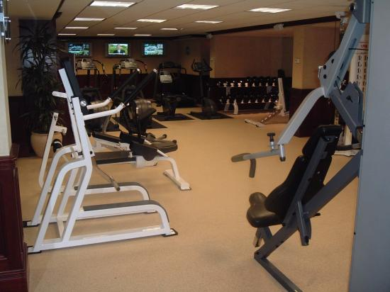 Hollywood Beach Marriott: Fitness Center
