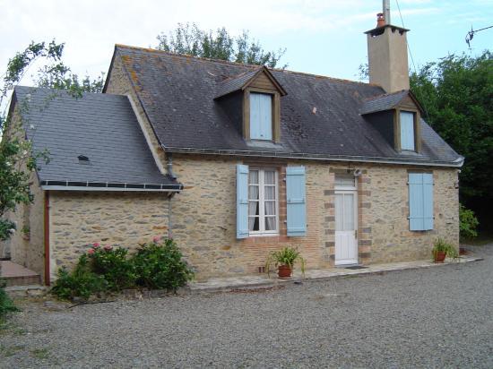 Moulin d'Hys: Houses