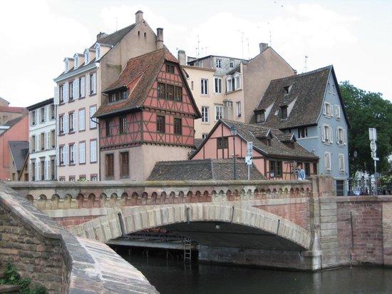 Straßburg, Frankreich: La Petite France