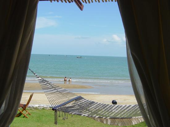 Aleenta Hua Hin Resort & Spa : View from pool bungalow