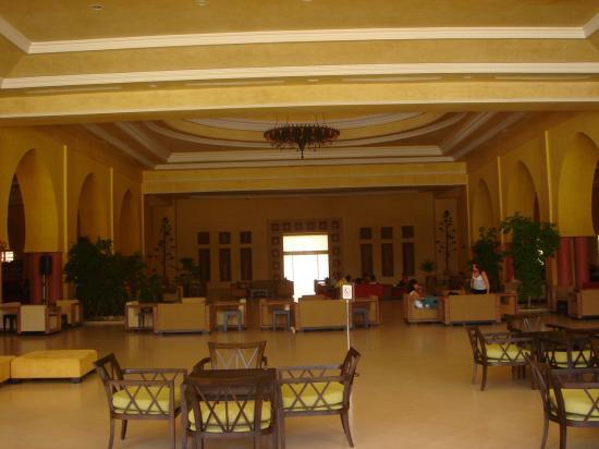 Zita Beach Resort: Reception