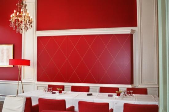 Savoy Hotel Berlin: Breakfast room