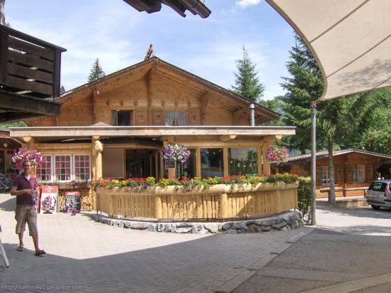 Camping Jungfrau : Camp Restaurant