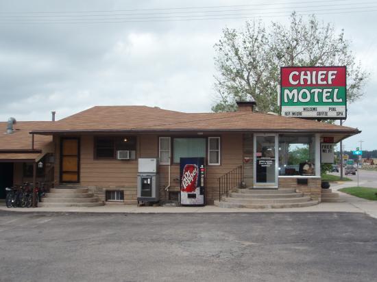 Chief Motel: Main Office