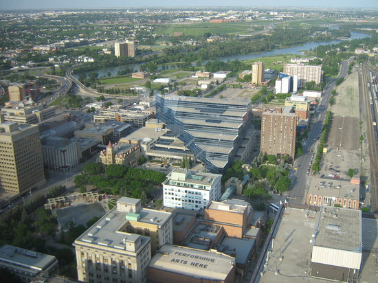 Calgary, Canada : Municipal Building Area
