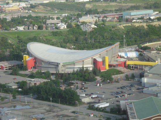 Calgary, Canada: Saddledome