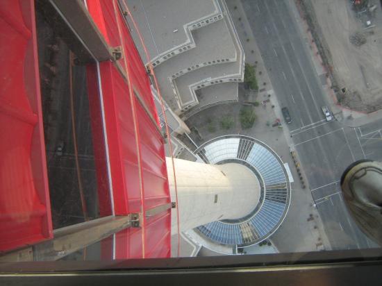 Calgary, Canada: On the Glass