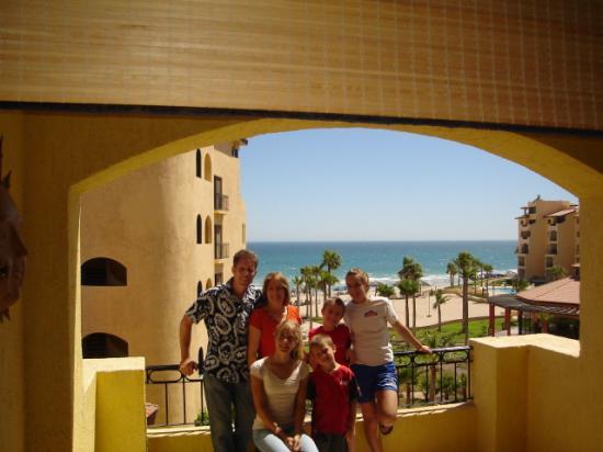 Princesa de Penasco: View from our Balcony