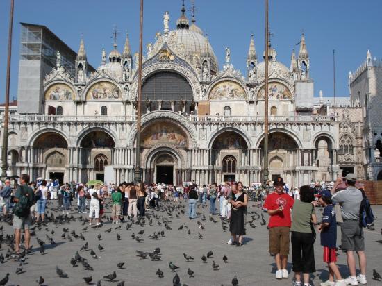Alloggi Marinella: Venice - Basilica San Marco