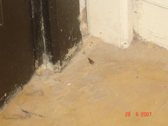 Hotel Ta' Cenc & Spa: once again, room not cleaned properly
