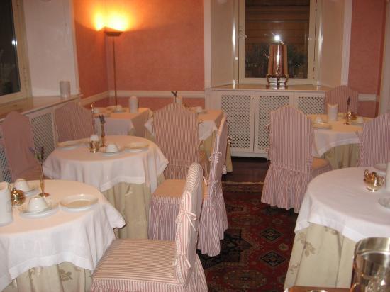 Marghera Hotel: Dinning area