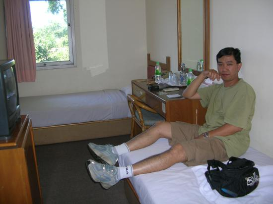 Royal Dago Hotel: Our Bedroom
