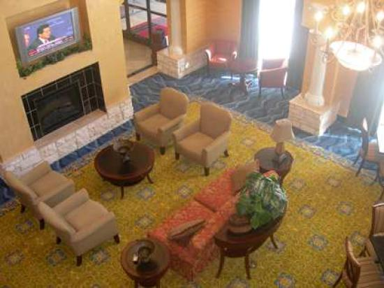 Hampton Inn & Suites Albuquerque - Coors Road: Common area