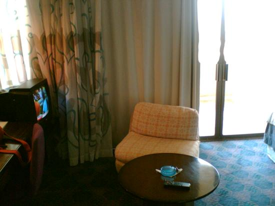 Shayan International Hotel: our room1