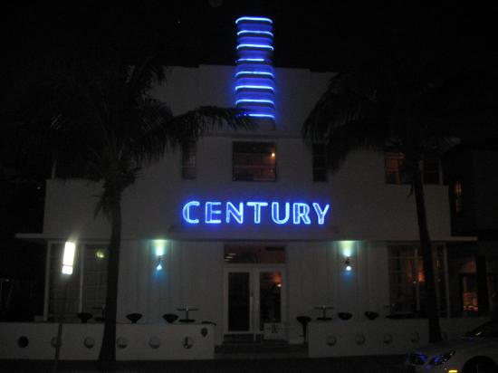 Century Hotel : OUtside the hotel:)