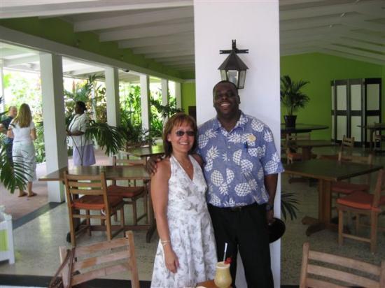 Nisbet Plantation Beach Club: Kaddy