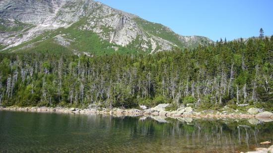 Mount Katahdin : chimney pond