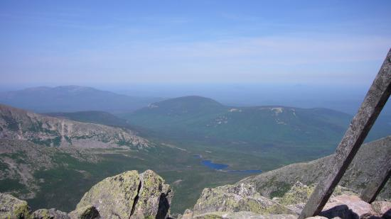 Millinocket, ME : summit at katahdin